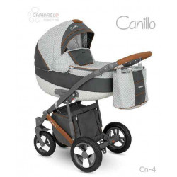 CN-4 - Детская коляска Camarelo Canillo 3 в 1
