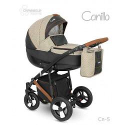 CN-5 - Детская коляска Camarelo Canillo 2 в 1