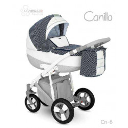 CN-6 - Детская коляска Camarelo Canillo 2 в 1
