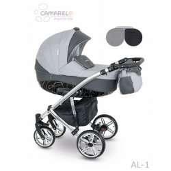 AL-1 - Детская коляска Camarelo Alicante (2 в 1)