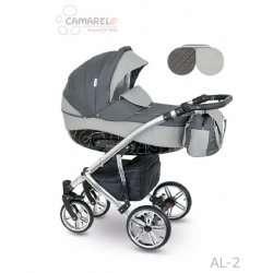 AL-2 - Детская коляска Camarelo Alicante (2 в 1)