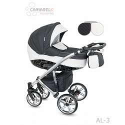 AL-3 - Детская коляска Camarelo Alicante (2 в 1)