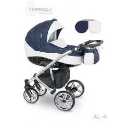 AL-4 - Детская коляска Camarelo Alicante (2 в 1)