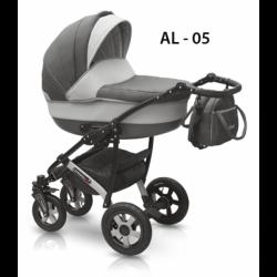 05 - Детская коляска Camarelo Alicante (2 в 1)
