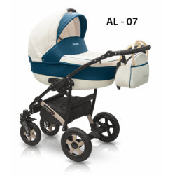 07 - Детская коляска Camarelo Alicante (2 в 1)