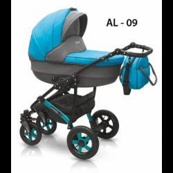 09 - Детская коляска Camarelo Alicante (2 в 1)