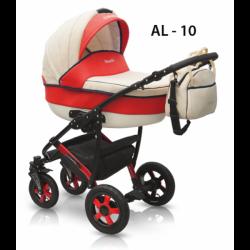 10 - Детская коляска Camarelo Alicante (2 в 1)