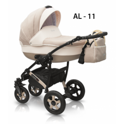 11 - Детская коляска Camarelo Alicante (2 в 1)