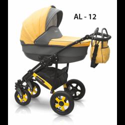 12 - Детская коляска Camarelo Alicante (2 в 1)