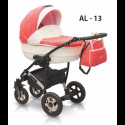 13 - Детская коляска Camarelo Alicante (2 в 1)