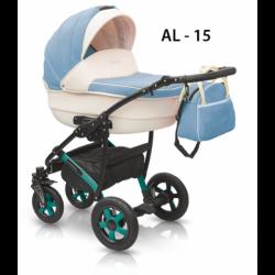 15 - Детская коляска Camarelo Alicante (2 в 1)