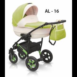 16 - Детская коляска Camarelo Alicante (2 в 1)