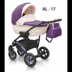 17 - Детская коляска Camarelo Alicante (2 в 1)