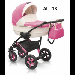 18 - Детская коляска Camarelo Alicante (2 в 1)