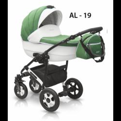 19 - Детская коляска Camarelo Alicante (2 в 1)