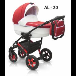 20 - Детская коляска Camarelo Alicante (2 в 1)