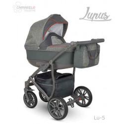 Lu-5 - Camarelo Lupus 2 в 1