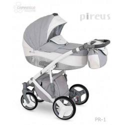 PI-1 - Детская коляска Camarelo Pireus 2 в 1