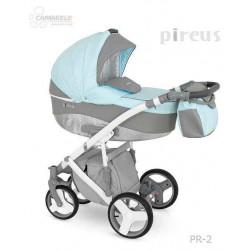 PI-2 - Детская коляска Camarelo Pireus 2 в 1