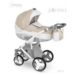 PI-4 - Детская коляска Camarelo Pireus 2 в 1