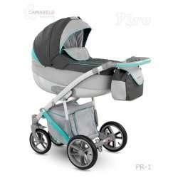 PR-1 - Детская коляска Camarelo Piro 2 в 1