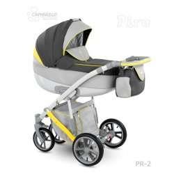 PR-2 - Детская коляска Camarelo Piro 2 в 1