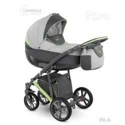 PR-6 - Детская коляска Camarelo Piro 2 в 1