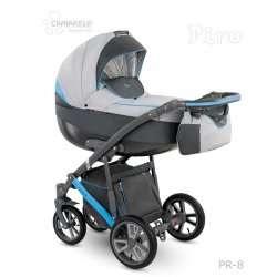 PR-8 - Детская коляска Camarelo Piro 2 в 1