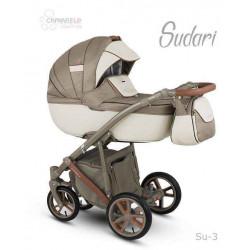 Su-3 - Детская коляска Camarelo Sudari 3 в 1