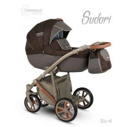 Su-4 - Детская коляска Camarelo Sudari 3 в 1