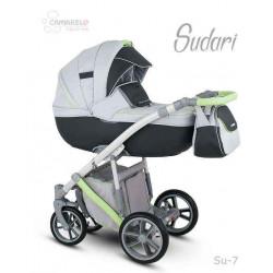 Su-7 - Детская коляска Camarelo Sudari 3 в 1
