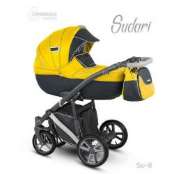 Su-8 - Детская коляска Camarelo Sudari 3 в 1