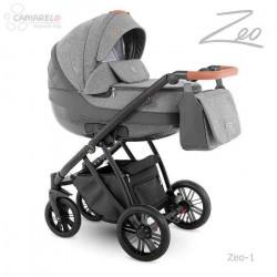 01 - Детская коляска Camarelo ZEO 2 в 1