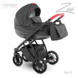 02 - Детская коляска Camarelo ZEO 3 в 1