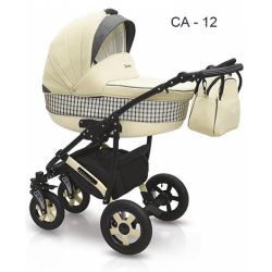 CA-12 - Детская коляска Camarelo Carera 2 в 1