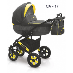 CA-17 - Детская коляска Camarelo Carera 2 в 1