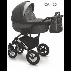 XCA-4 (CA-20) - Camarelo Carera 2 в 1