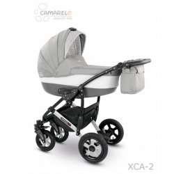 XCA-02 - Детская коляска Camarelo Carera 2 в 1