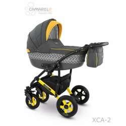 XCA-03 - Детская коляска Camarelo Carera 2 в 1