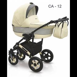 CA-12 - Детская коляска Camarelo Carera 3 в 1