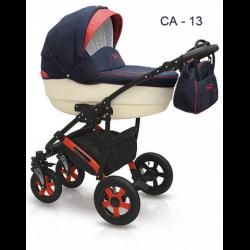CA-13 - Детская коляска Camarelo Carera 3 в 1