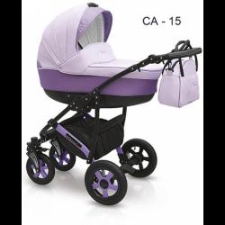 CA-15 - Детская коляска Camarelo Carera 3 в 1