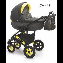 CA-17 - Детская коляска Camarelo Carera 3 в 1