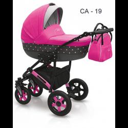 CA-19 - Детская коляска Camarelo Carera 3 в 1
