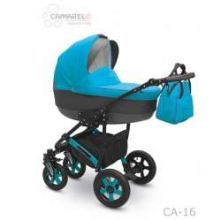 CA-16 - Детская коляска Camarelo Carera 3 в 1