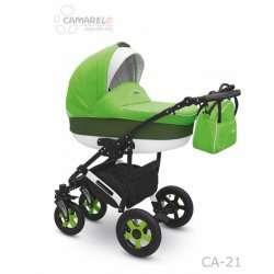 CA-21 - Детская коляска Camarelo Carera 3 в 1