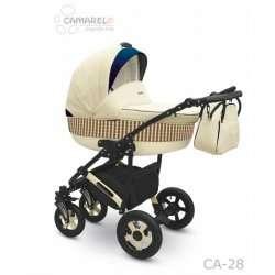 CA-28 - Детская коляска Camarelo Carera 3 в 1
