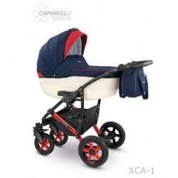 XCA-01 - Детская коляска Camarelo Carera 3 в 1