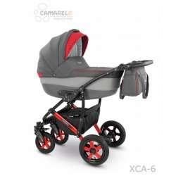 XCA-06 - Детская коляска Camarelo Carera 3 в 1
