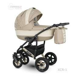 XCR-1a - Детская коляска Camarelo Carmela 2 в 1